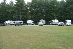 Canadian rigs at Fryeburg