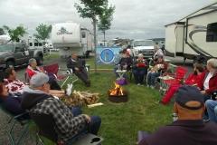 Campfire @ Hartt Isiand