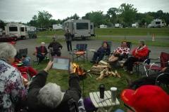 Campfire @ Hartt Isiand 2