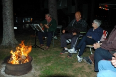 Campfire music by Gerry